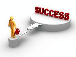 path to success