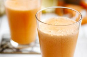 fennel peper Carrot super Juice