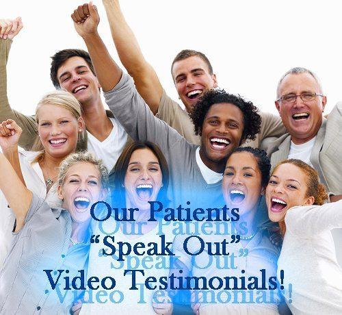 patients speak out