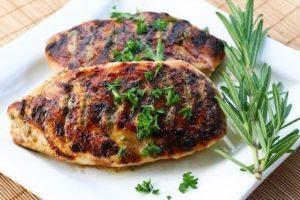 rosemary garlic chicken