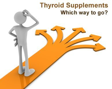 thyroid supplements which way to go