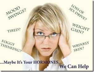 maybe its your hormones we can help