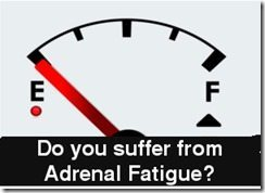 do you suffer from adrenal fatigue