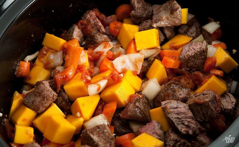 butternut and beef stew