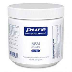 MSM Powder 1