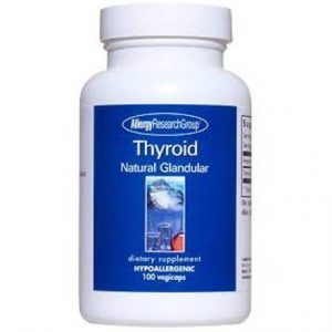 thyroid natural glandular