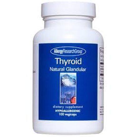 thyroid natural glandular