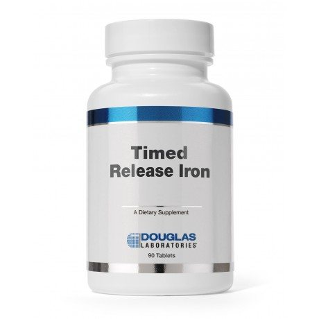 timed release iron