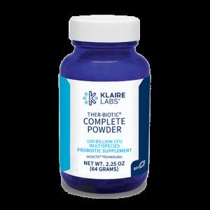 TherBiotic Complete Powder (2.1 oz) 1