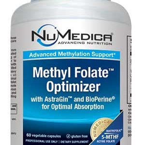 Methyl Folate Optimizer (60 caps) 2