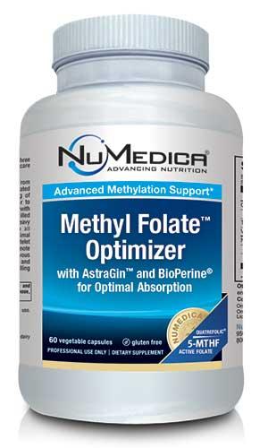 Methyl Folate Optimizer (60 caps) 2