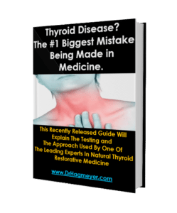 Thyroid Disease Book by Dr Hagmeyer