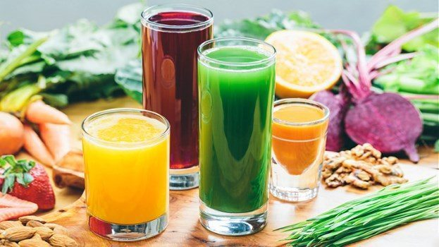 Body Detox and Cleanse Diet