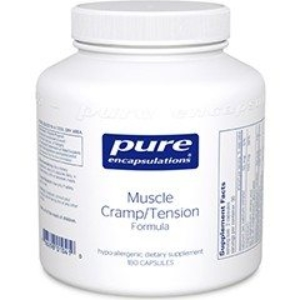 muscle cramp/tension formula