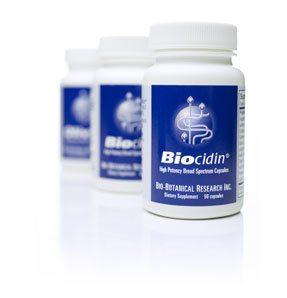 Biocidin Capsules