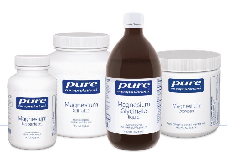 Magnesium (Glycinate) 1