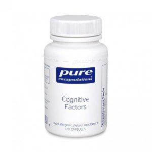 Cognitive Factors 120's