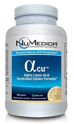 Alpha CU (Alpha-Lipoic Acid Formula) - 120t