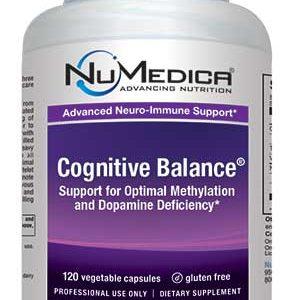 Cognitive Balance - 120c 1
