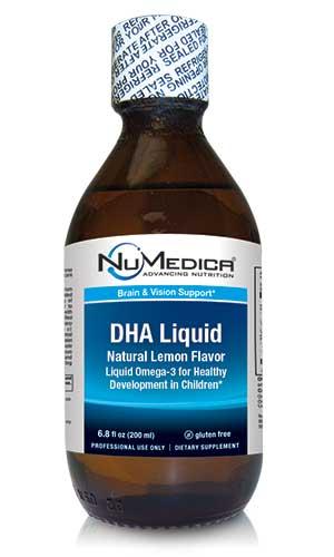 DHA Liquid - 6.8 fl oz