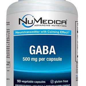 GABA Capsules - 90c