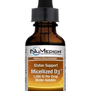 GS Micellized D3 1200 - 1 fl oz