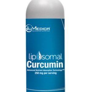 Liposomal Curcumin - 30 svgs 1