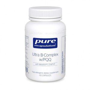 Ultra B-Complex w/PQQ (60 caps)