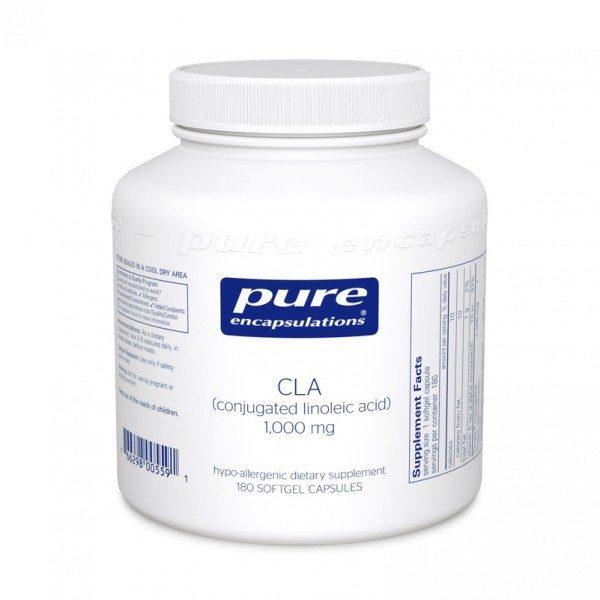 CLA (Conjugated Linoleic Acid) 1,000 mg