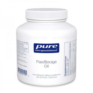 Flax/Borage Oil 250's