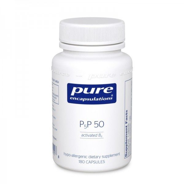 P5P 50 (activated vitamin B6)