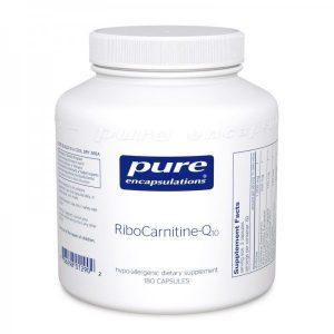 RiboCarnitine-Q10 180's