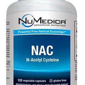 NAC (N-Acetyl L-Cysteine) (Large) - 120c
