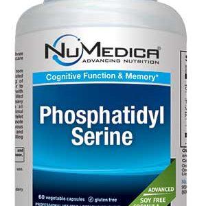 Phosphatidyl Serine Soy Free - 60c 1