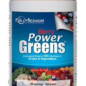 Power Greens Premium-Berry (Lg) - 42 svgs 1