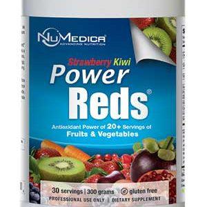 Power Reds Strawberry Kiwi - 30 svgs 1