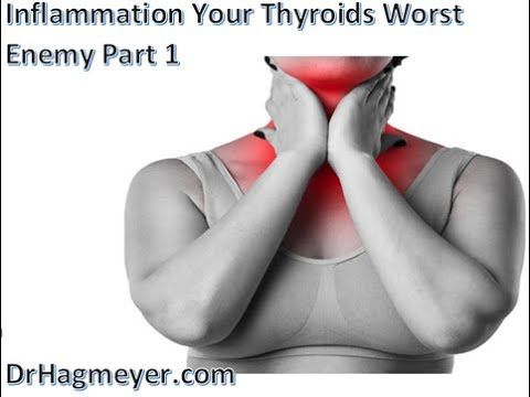 How Inflammation Causes Low Thyroid Part II- Dr Hagmeyer Video