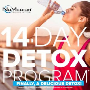 14 Day Detox Program Chocolate - Vanilla 1