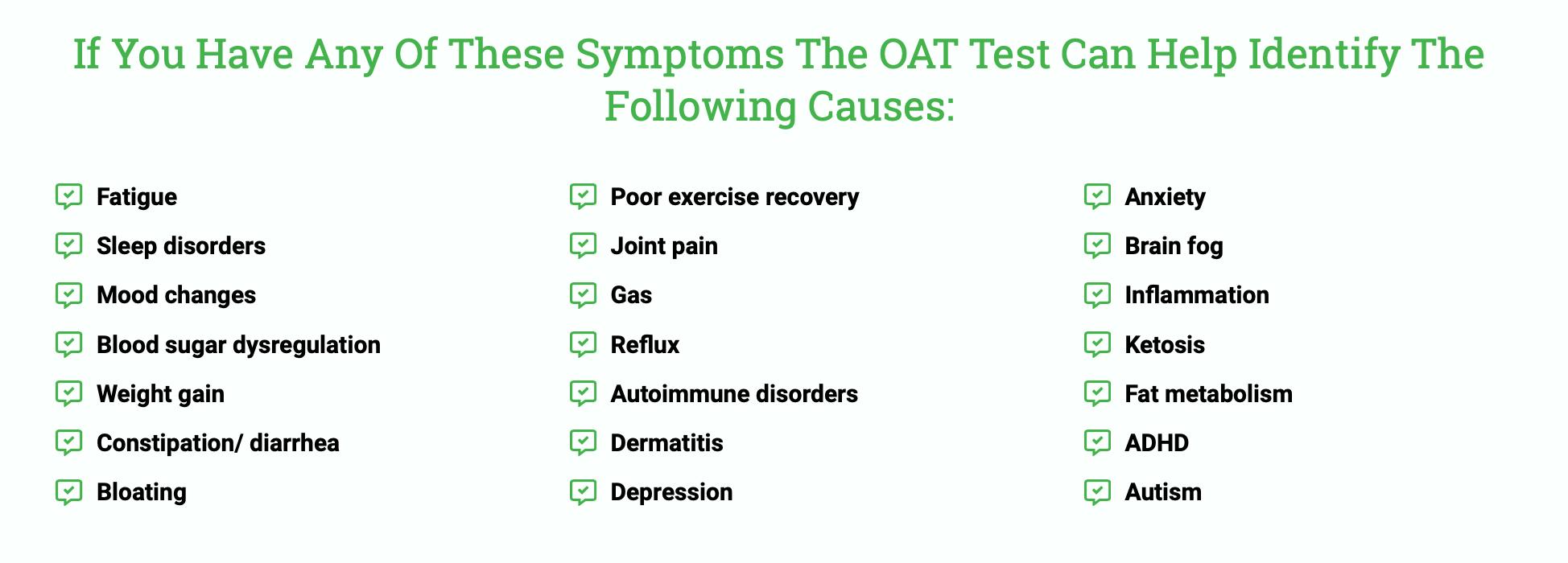 OAT-Organic Acids-Testing